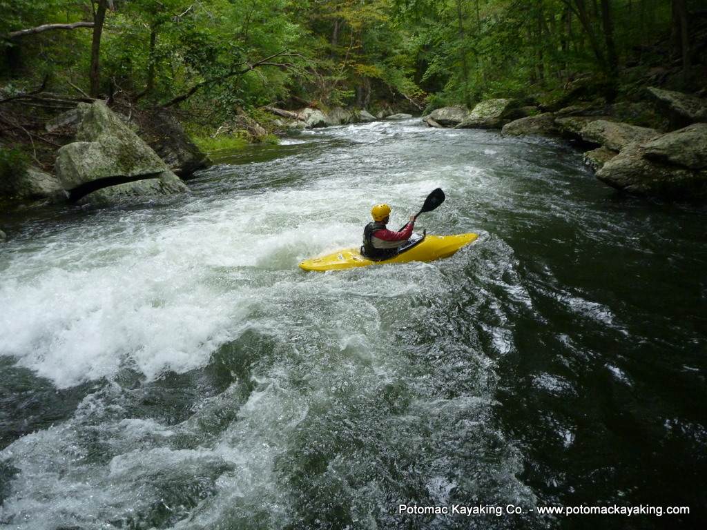 Gunpowder Falls River 27 September 2010, Paddlers Notes: Gunpowder Falls River, MD, Prettyboy Dam to Falls Road