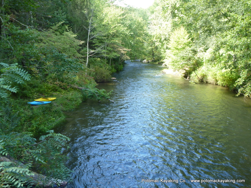 Gunpowder Falls River 66 September 2010, Paddlers Notes: Gunpowder Falls River, MD, Prettyboy Dam to Falls Road